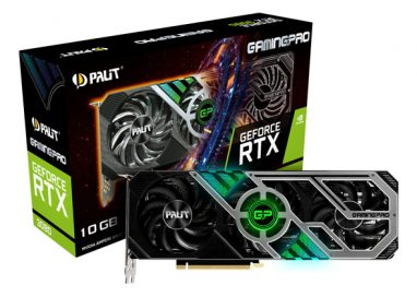 Palit releases GameRock and GamingPro GeForce RTX 30 Series