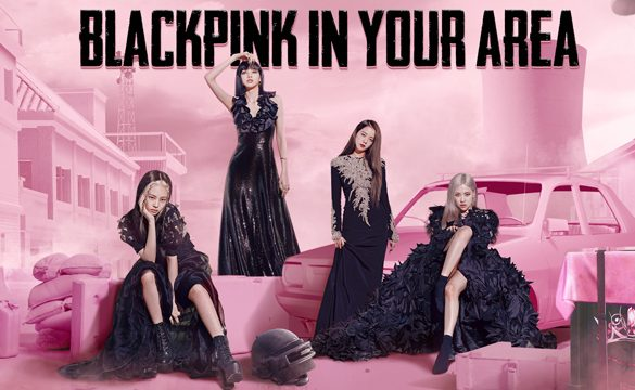 PUBG MOBILE annouces An Exclusive Collaboration with BLACKPINK
