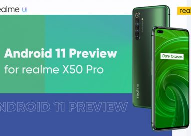 realme is among the First to make Android 11 available for Malaysian Users