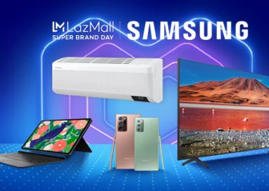 Samsung Renews Partnership with Lazada for Third Time to engage Consumers across Southeast Asia with Exclusive Promotions