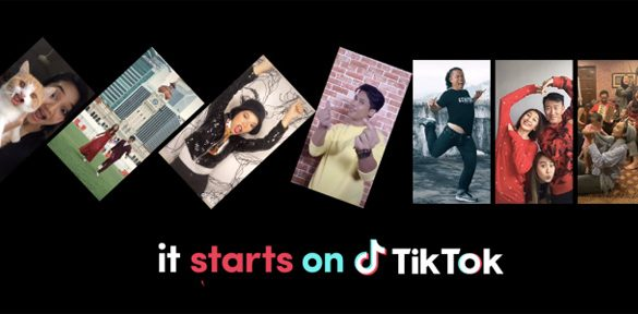 Culture, Moments, Talent, Trends — It Starts on TikTok!