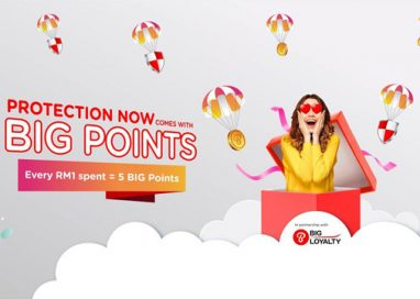 Earn 5x BIG Points for Insurance Purchase on Tune Protect Website or App