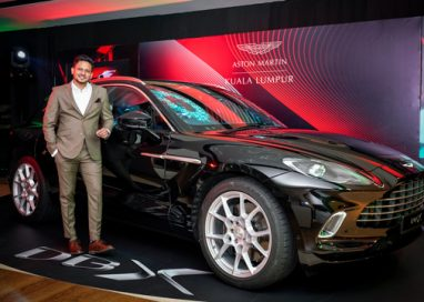 Aston Martin Kuala Lumpur officially introduces the DBX: A Luxury SUV with the Soul of a Sports Car