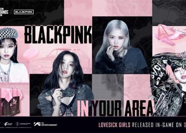 BLACKPINK's Latest Title Song 'Lovesick Girls' released in PUBG MOBILE as part of Special Collaboration