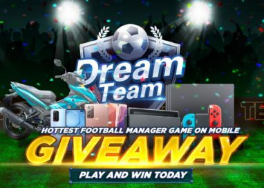 Dream Team is the newest football manager game in town and it's giving players a chance to win prizes worth over RM30,000!