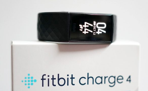 Review – Fitbit Charge 4