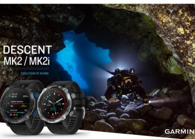 Garmin presents The Evolution of Diving, Featuring the Revolutionary Descent Mk2 Series & Descent T1 Transmitter