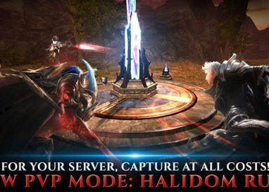 Cross-Platform MMORPG V4 Pits Servers against one another in Epic Capture-the-Flag PVP Battle