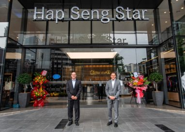 Mercedes-Benz & Hap Seng Star launch Malaysia's First Autohaus with Luxury Lifestyle Boutique