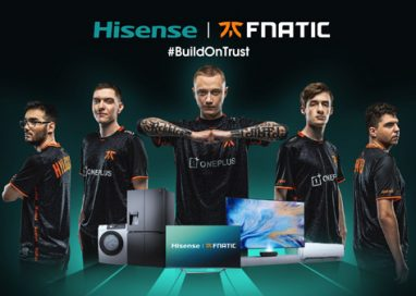 Hisense building Trust in e-Sports Industry with Fnatic