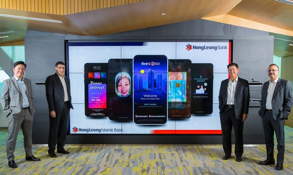 Hong Leong Bank becomes the First Bank in Malaysia to offer A Fully Digital Onboarding Experience for Customers, No Visit to Branches Required