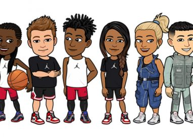 Celebrate the launch of Air Jordan XXXV with the Jordan Brand x Bitmoji Collection!