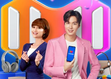 Lazada announces First Regional Brand Ambassador with K-superstar