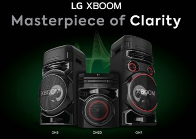 LG XBOOM ON Delivers Big, Powerful Beats to take the Atmosphere Up A Notch for Partygoers