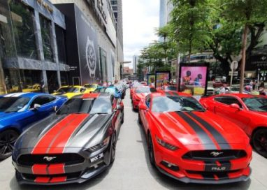 Mustang Club Malaysia Sets Malaysia Book of Records for Largest Ford Mustang Gathering