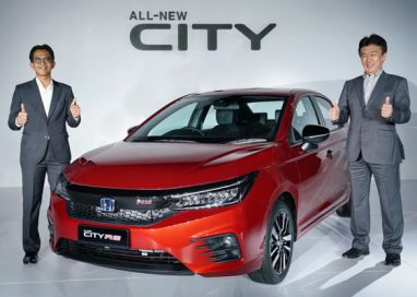 Honda Malaysia launches 5th Generation All-New City with Advanced Features beyond B-Segment