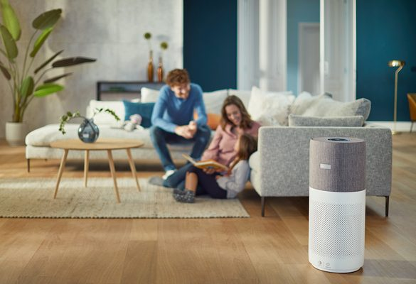 Philips Steps Up its Innovation Efforts in Air Purification to improve Indoor Air Quality