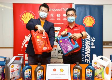 Shell Lubes Official Store on Shopee Mall for Worry-Free Genuine Products