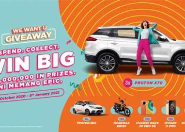 U Mobile Rewards Customers with RM 3 Million worth of Prizes in We Want U, the Telco's Biggest Giveaway Campaign yet