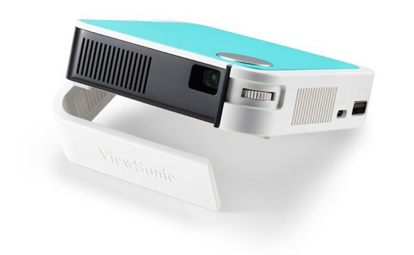 Welcome the ViewSonic M Series New Member of LED Portable Projector