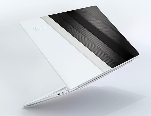 Lenovo unveils Featherweight Yoga Slim 7i Carbon Laptop