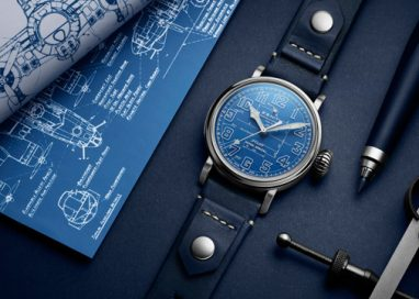 "Zenith reveals the Pilot Type 20 ""Blueprint"""
