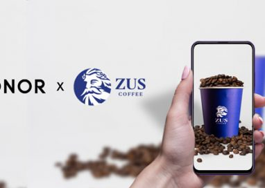 HONOR Malaysia and ZUS Coffee Partner Up for 11.11