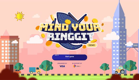 "Visa announces financial literacy web game ""Mind Your Ringgit"" to educate young Malaysians"