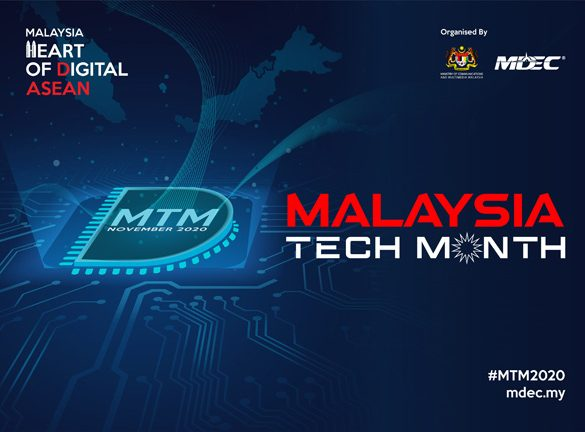MDEC's Malaysia Tech Month 2020 Exemplifies the Nation's Readiness as a Global Investment Destination