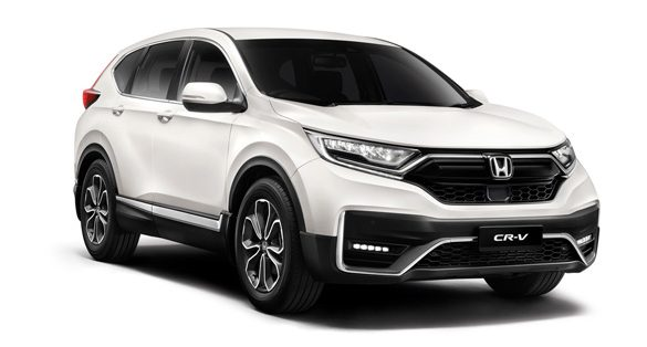 New CR-V raises the SUV Benchmark with Distinct Style and Features