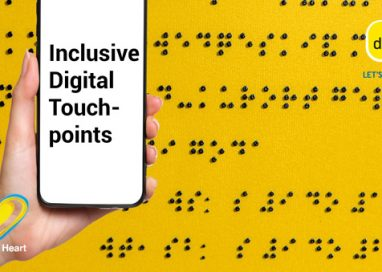 Digi improves website and app accessibility to better serve visually impaired community