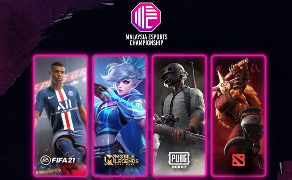 Esports Integrated (ESI) launches the Inaugural Malaysia Esports Championship (MEC 2020)