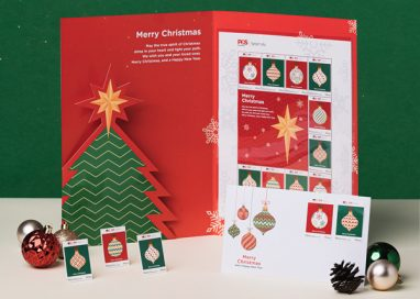 Celebrate the Season of Gifting with Pos Malaysia's Limited Edition Christmas Stamp Collection