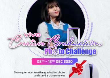 Join vivo's Creative Graduation Photography Online Contest and Stand A Chance to Win the Latest PS5