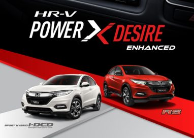 Honda Malaysia continues to Up the Game with Enhanced HR-V