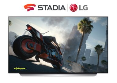 LG Smart TVs to get Stadia Cloud Gaming in Late 2021