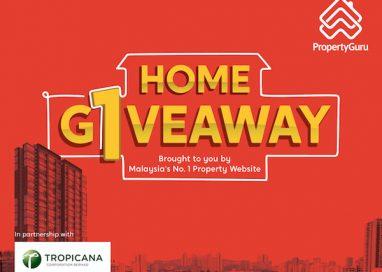 PropertyGuru is Giving Away A Free Home!
