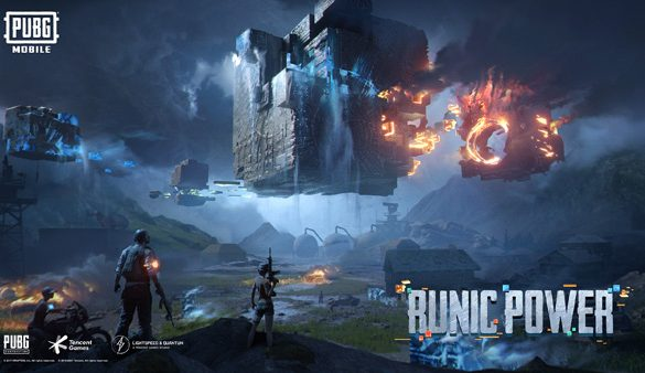 Powerful Runes and Elevated Gameplay adorn Massive PUBG MOBILE version 1.2 Update