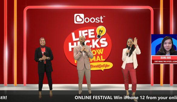 Boost adds Lazada Malaysia and McDonald's to Growing Digital Partners Portfolio