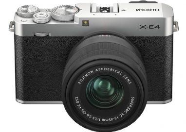 Fujifilm announces X Series's Most Portable Mirrorless Camera