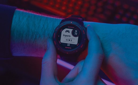 Elevate your Game with the New Garmin Instinct ESports Edition
