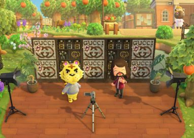 Gucci teams up with content creators from the Animal Crossing: New Horizons player community