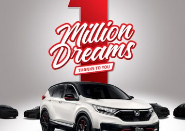 Honda Malaysia celebrates the Journey of Reaching 1 Millionth Unit Sales Milestone with Malaysians