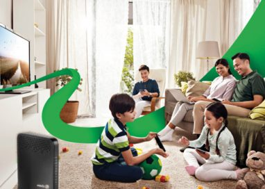 Maxis now offers an unmatched fibre experience with next generation WiFi 6 router