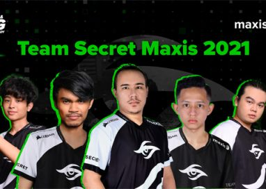 Maxis and Team Secret renew collaboration to #BikinSampaiJadi, empowering a new generation of world-class gamers in Malaysia