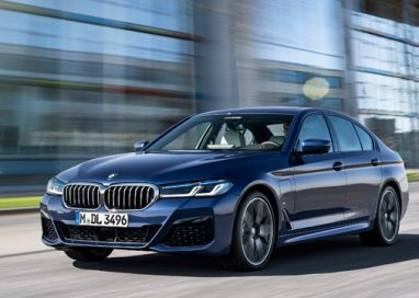 BMW Malaysia Leads the Way to Change with the New BMW 5 Series