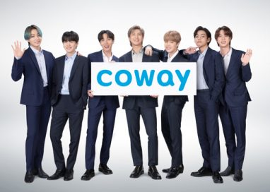 Coway appoints BTS as New Global Brand Ambassador