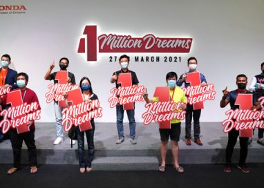 Honda Malaysia presents Special Edition Cars to Lucky Winners at 1 Million Sales Milestone Celebration