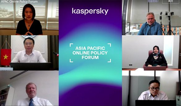 Kaspersky, industry and policy experts tackle strategies to beef up APAC's cyberdefenses in a pandemic and beyond