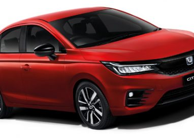 The No.1 Non-National B-Segment, All-New City RS e:HEV priced at RM105,950.45